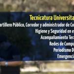 Tecnicaturas Universitarias